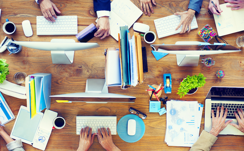 internal communications, collaboration