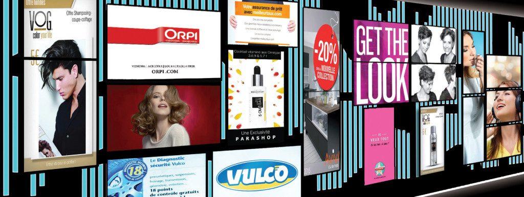 digital signage, digital signage content