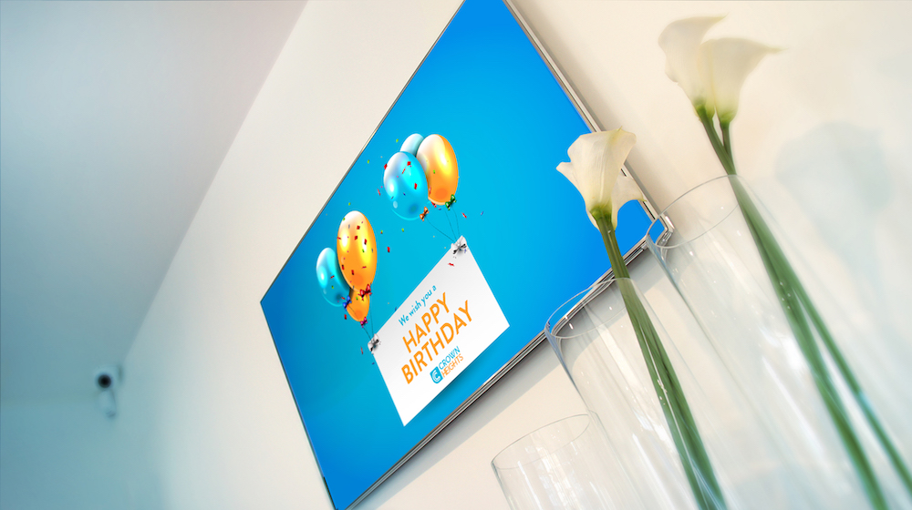 workplace digital signage