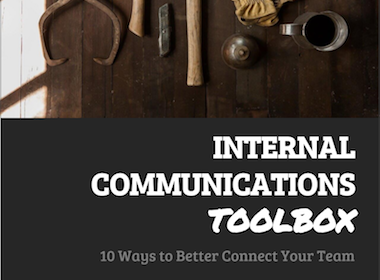 internal communications ebook