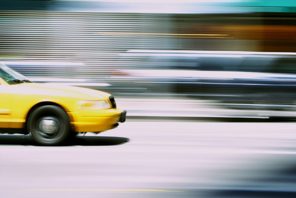 nyc taxi, taxi, cab