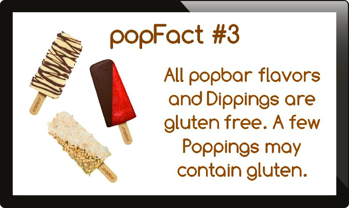 restaurant digital signage, popbar