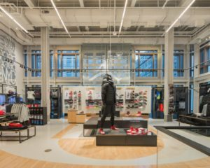 Nike Town, New York Concept Shop
